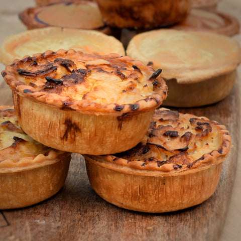 Smoked Chicken Tart (packs of 4)