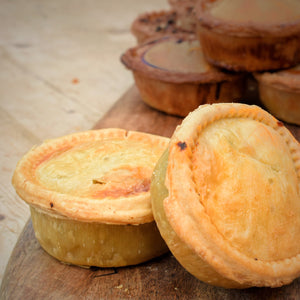 Beef & Ale Pie (packs of 4)