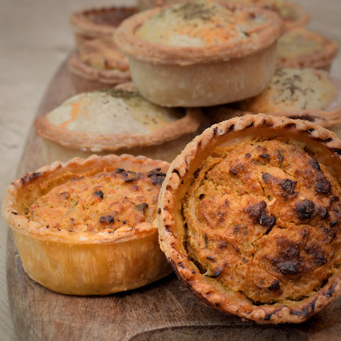 Crab Tart (packs of 4)