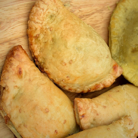 Spinach & Cheese Empanadas (pack of 5)
