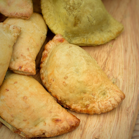 Pork and Chorizo Empanadas (pack of 5)