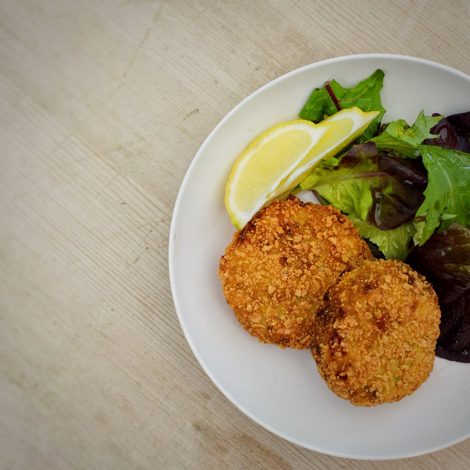Smoked Haddock Fish Cakes (packs of 4)