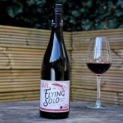 Domaine Gayda Flying Solo rouge- Grenache/Syrah
