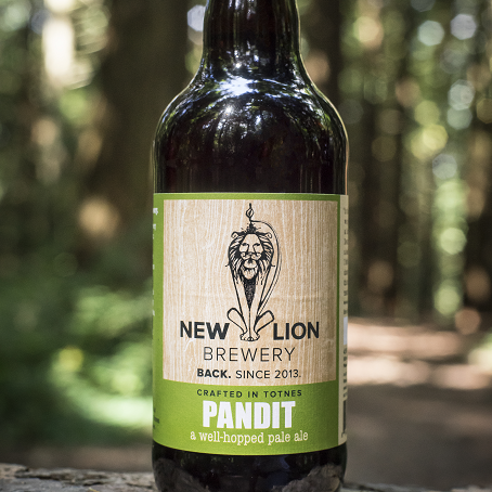 New Lion Brewery Pandit 500ml x 12