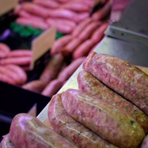 Pork Sausages (450g packs)
