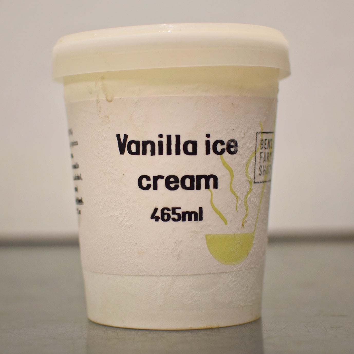 Vanilla Ice Cream 465ml