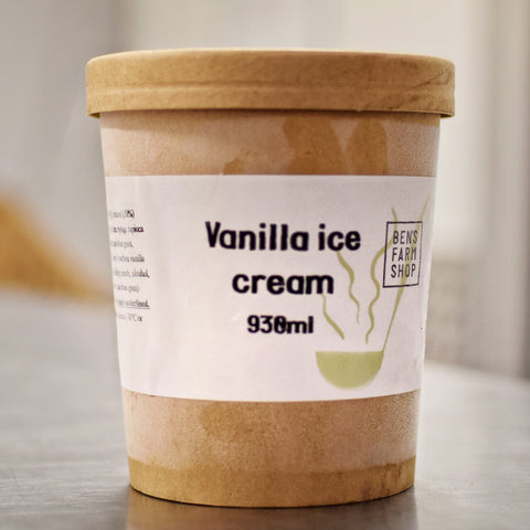Vanilla Ice Cream 930ml