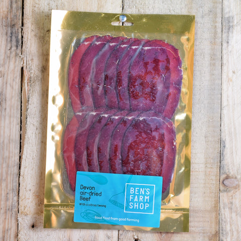 Devon Air-Dried Beef 100g
