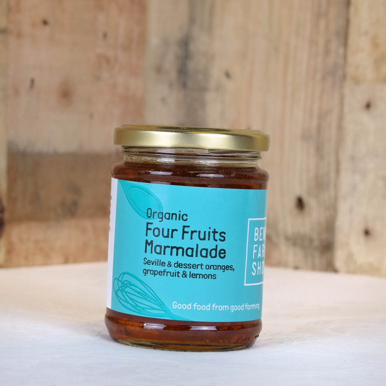 Four fruits marmalade