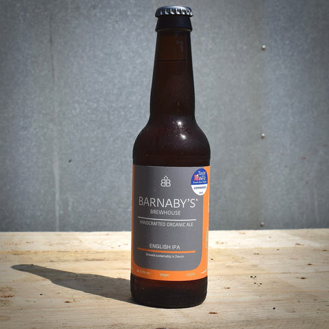 Barnaby's Brewhouse Devon IPA 330ml x 12