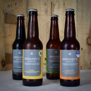Barnaby's Brewhouse Mixed Case 330ml x 12