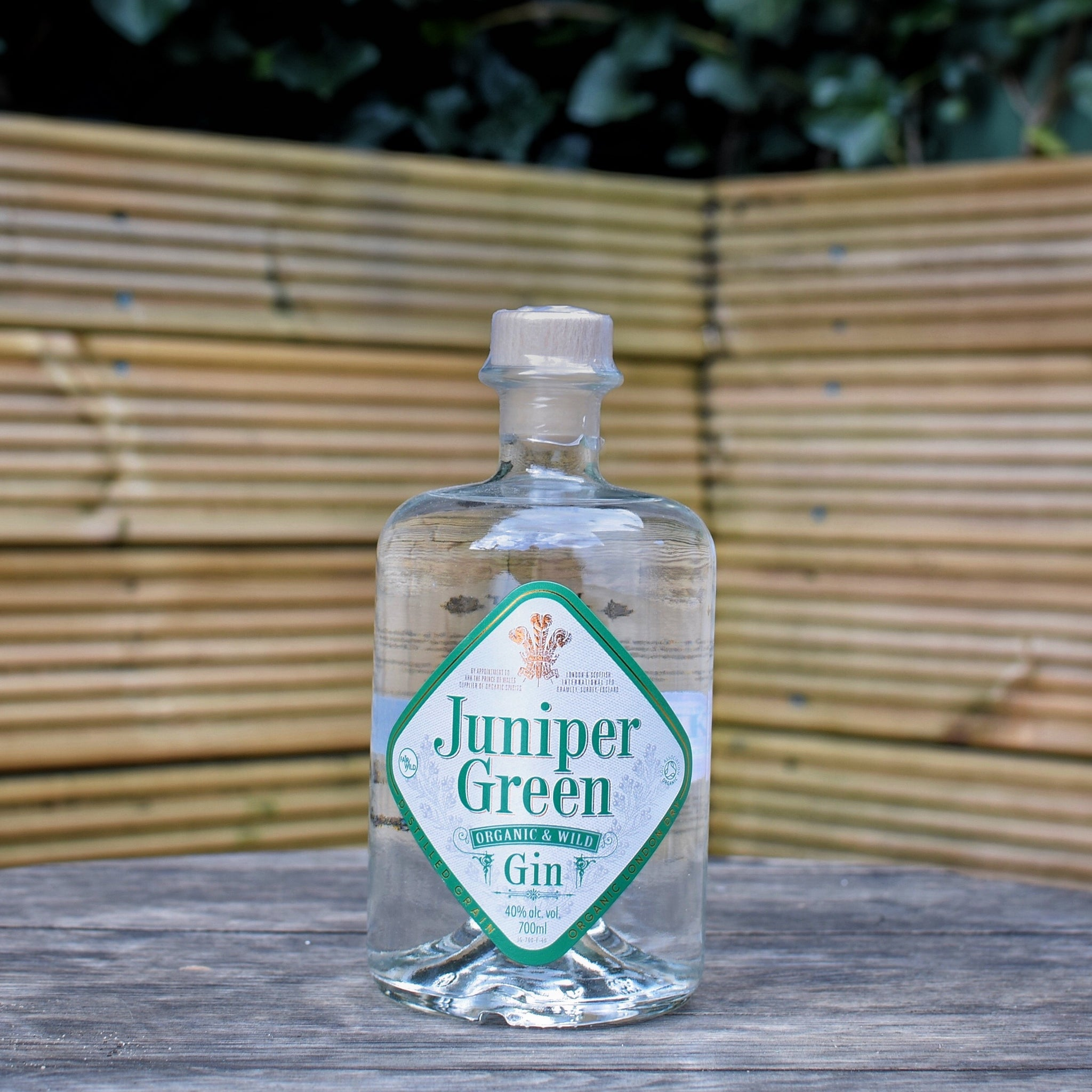 Juniper Green London Gin