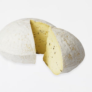 Sharpham Cheese- Devon Rustic Garlic & Herb 200g