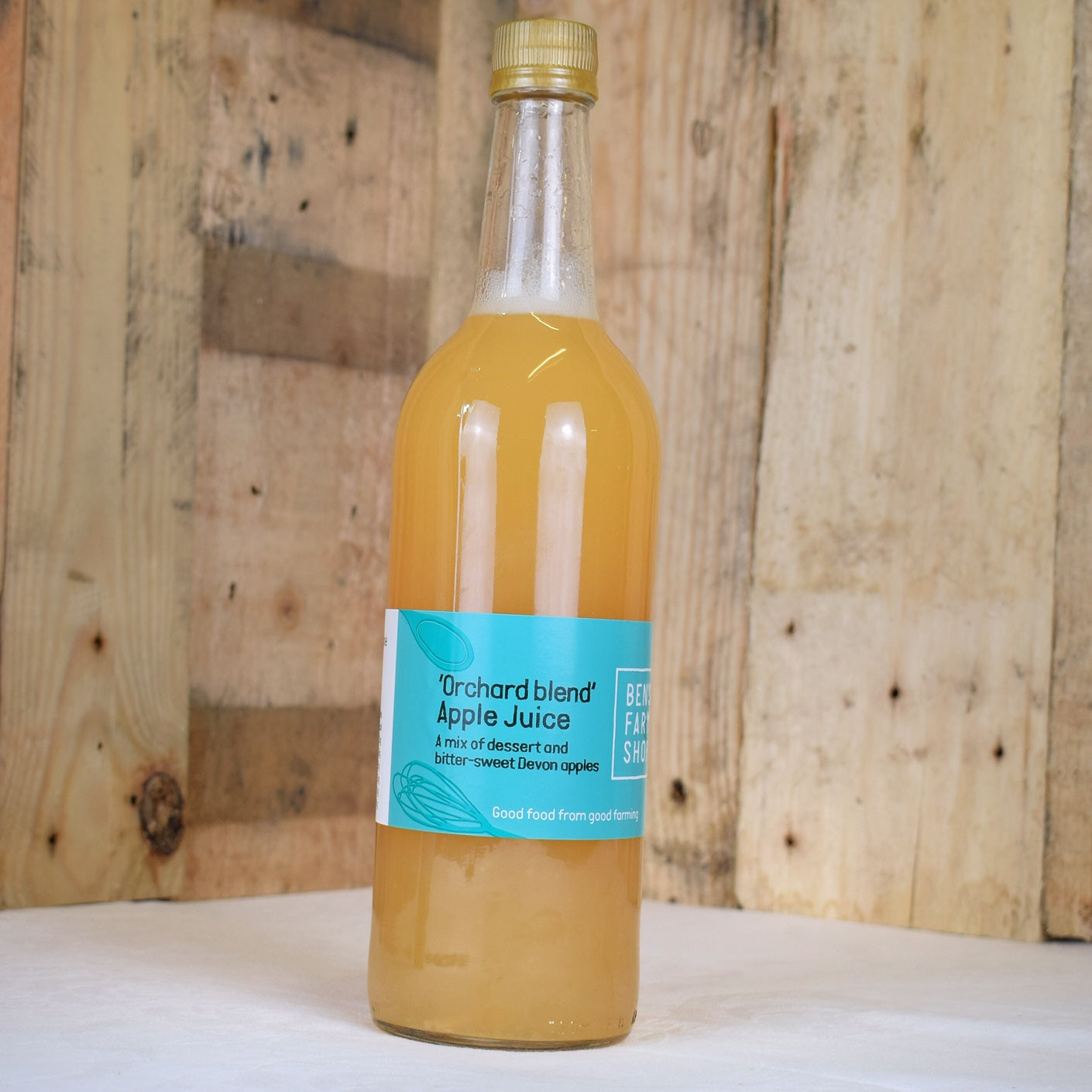 Ben's Farm Shop apple juice (Orchard Blend)
