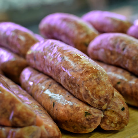 Pork & Leek Sausages (450g packs)