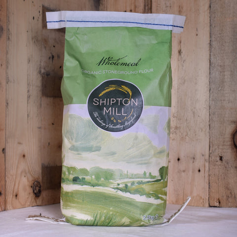 Shipton Mill 100% wholewheat flour 2.5kg