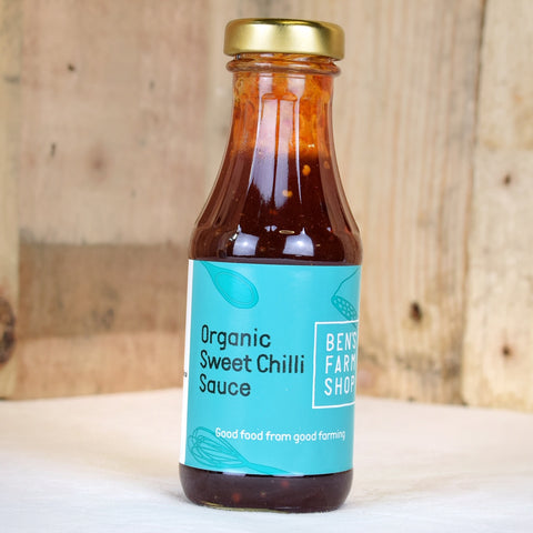 Organic sweet chili dipping sauce