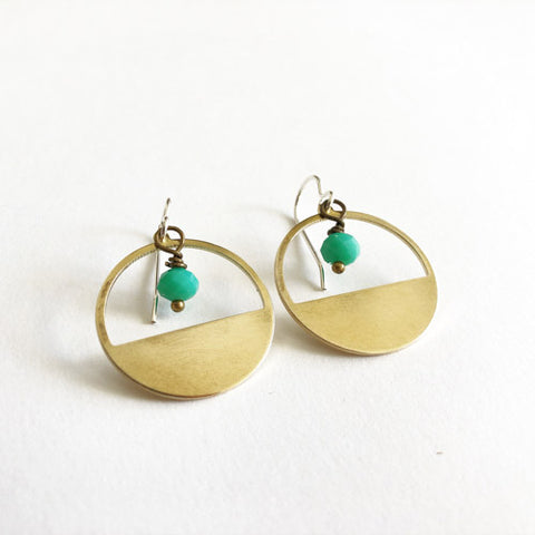 Spanish Point Earrings by SSD Jewelry