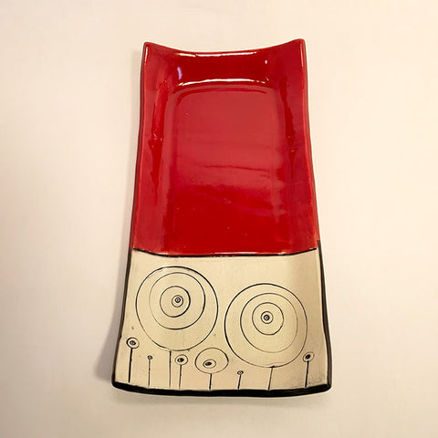 Ceramic Tray by Ed and Kate Colemam