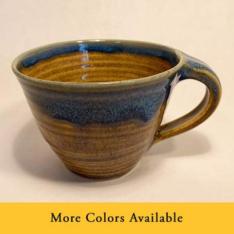 Brownie Mug by Holman Pottery
