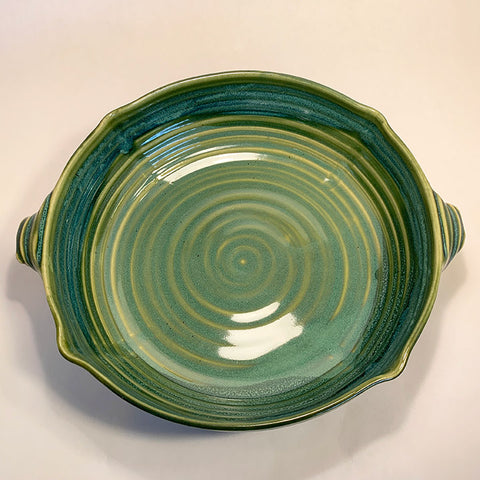 Large Baker Dish by Holman Pottery