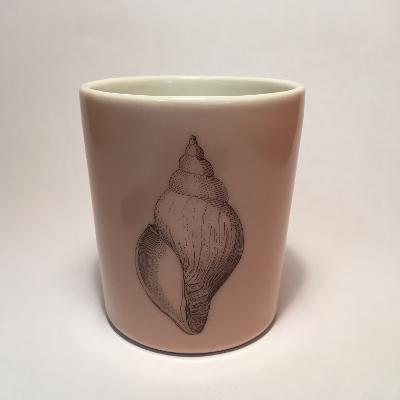 Porcelain Mug by Gleena