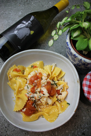 Load image into Gallery viewer, Spanner Crab Chilli Farfalle