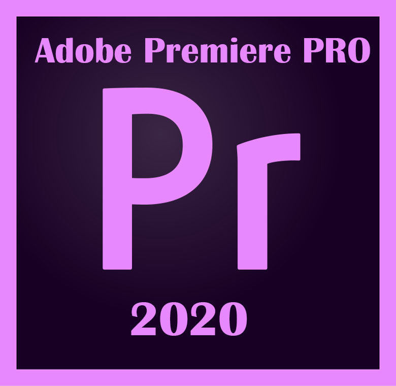 Adobe Premiere Pro CC 2020 lifetime Windows