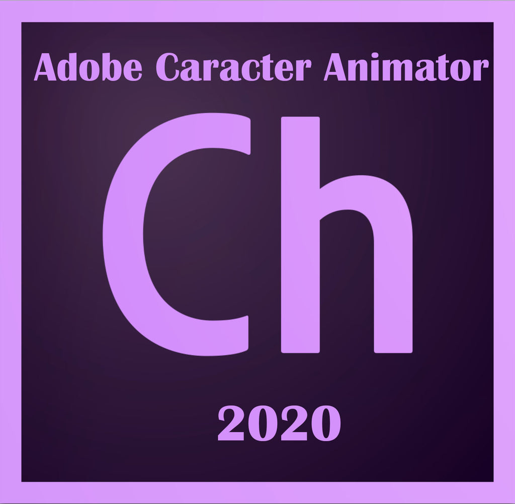 Adobe Character Animator CC 2020 lifetime Windows