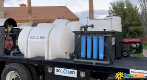 Wash Water Recovery Recycling