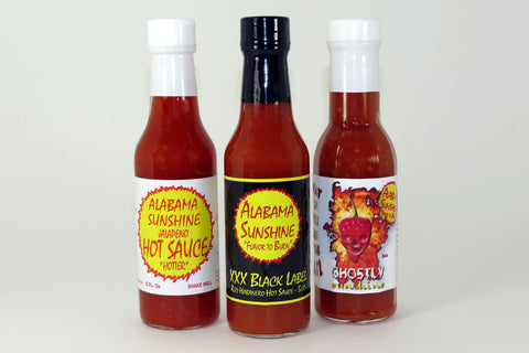 Alabama Sunshine Hot Sauce