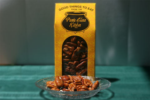 Coated & Candied Pecans