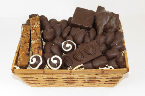 Dark Chocolate Lover's Basket