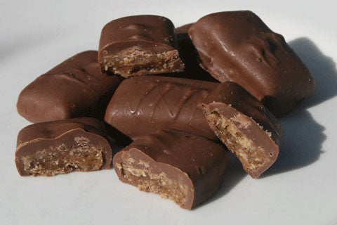 Chocolate Covered English Toffee