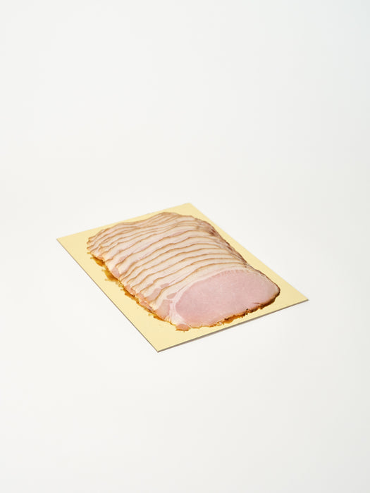 Homecured Canadian Bacon (200g)