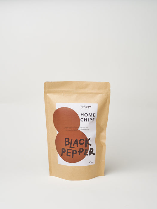 Black Pepper Home Chips