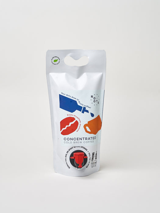 Cold Brew Concentrate Pouch (750ml)
