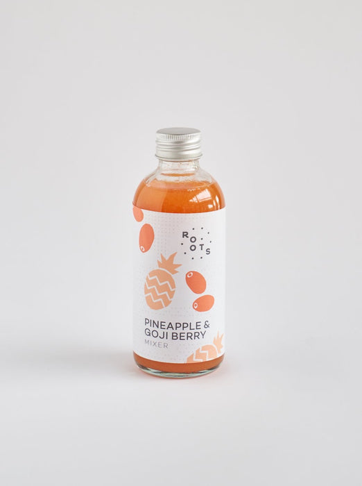 Roots Pineapple & Goji Berry Mixer (Cold Brew Mixer)