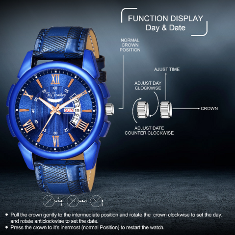 Fly Feather Unique & Premium Analogue Wrist Watch