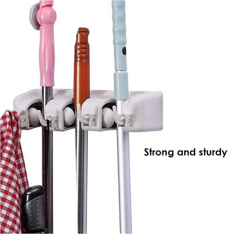 buy Mop & Broom Holder