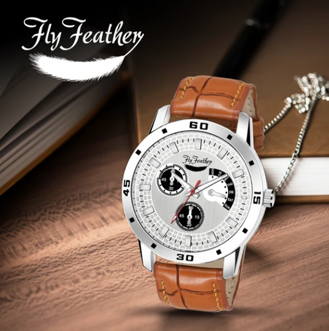 Fly Feather Unique & Premium Analogue Watch