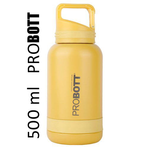 Probott Stainless Steel SS Sports Water Bottle PB500-14 - Shopping With Deals