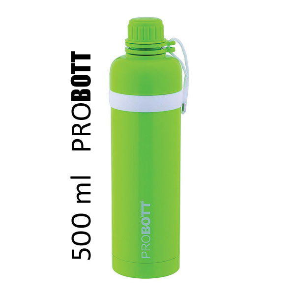 Probott Stainless Steel Water Bottle PB500-06 - Shopping With Deals