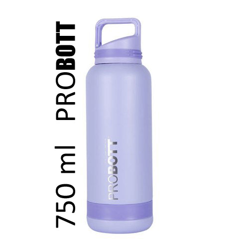 Probott Stainless Steel Sports Water Bottle PB750-08 - Shopping With Deals