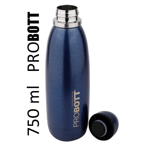 Probott SS Sports Vacuum Insulated Stainless Steel Water Bottle PB750-07 - Shopping With Deals