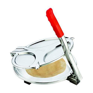 Stainless Steel Puri Press/Puri Machine/Papad Maker Machine - Shopping With Deals