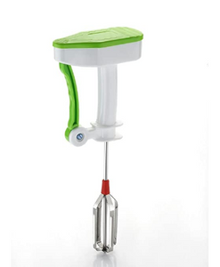 Fly Feather - Power free Hand Blender and Beater in Kitchen appliances with High speed Operation - Multi colour