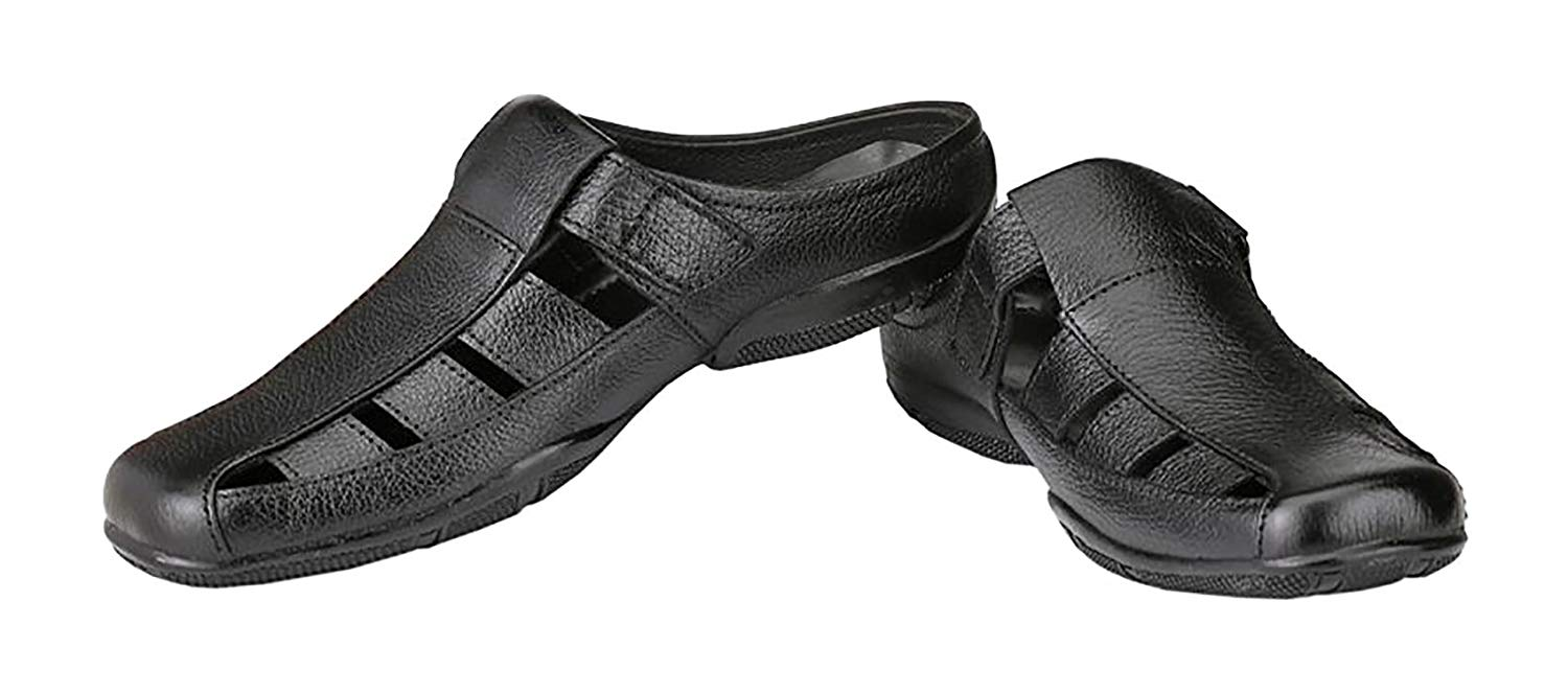 Kingkarlos Outdoor leather sandals - Shopping With Deals