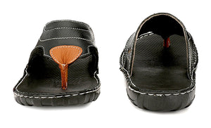 Kingkarlos Office Formal leather Slipper - Shopping With Deals