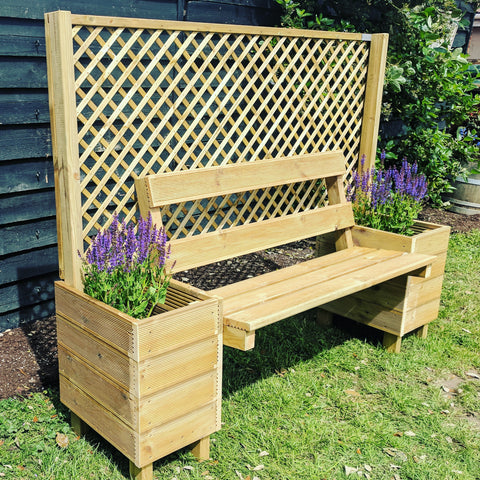 The Bench Planter